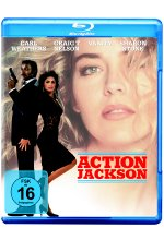 Action Jackson Blu-ray-Cover