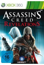 Assassin's Creed - Revelations Cover
