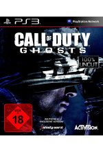 Call of Duty 10 - Ghosts Cover