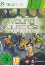 Young Justice Vermächtnis Cover