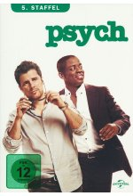 Psych - Season 5  [4 DVDs] DVD-Cover