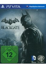 Batman: Arkham Origins - Blackgate Cover