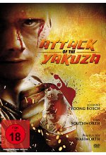 Attack of the Yakuza DVD-Cover