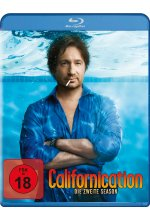 Californication - Season 2  [2 BRs] Blu-ray-Cover