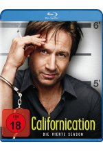 Californication - Season 4  [2 BRs] Blu-ray-Cover