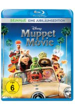 Muppet Movie - Jubiläumsedition Blu-ray-Cover