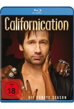 Californication - Season 5  BR  [3 BRs] Blu-ray-Cover