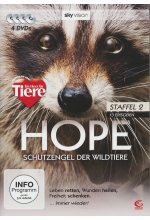 Hope - Schutzengel der Wildtiere - Staffel 2  [4 DVDs] DVD-Cover