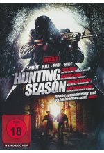 Hunting Season - Uncut DVD-Cover