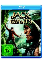 Jack and the Giants Blu-ray-Cover