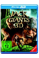 Jack and the Giants Blu-ray 3D-Cover