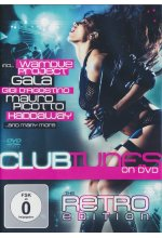 Clubtunes on DVD - The Retro Edition DVD-Cover