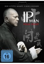IP Man - Final Fight DVD-Cover