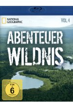 Abenteuer Wildnis Vol. 4 - National Geographic Blu-ray-Cover