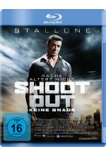 Shootout - Keine Gnade Blu-ray-Cover