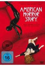 American Horror Story - Season 1  [4 DVDs] DVD-Cover