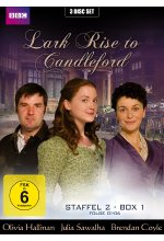Lark Rise to Candleford - Staffel 2.1  [3 DVDs] DVD-Cover