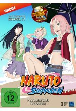 Naruto Shippuden - Staffel 11 - Uncut  [3 DVDs] DVD-Cover
