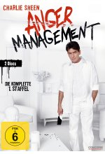 Anger Management - Staffel 1  [2 DVDs] DVD-Cover
