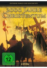 2000 Jahre Christentum  [4 DVDs] DVD-Cover