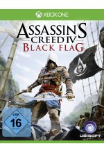 Assassin's Creed 4 - Black Flag Cover