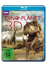 Der Dino-Planet in 3D Blu-ray 3D-Cover