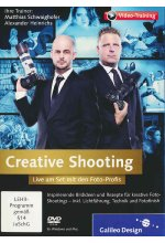 Creative Shooting - Live am Set mit den Foto-Profis (PC+MAC) Cover