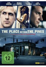 The Place Beyond the Pines DVD-Cover