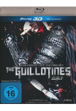 The Guillotines Blu-ray 3D-Cover
