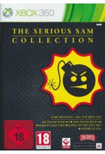 Serious Sam Collection Cover