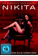 Nikita - Staffel 1  [5 DVDs] DVD-Cover