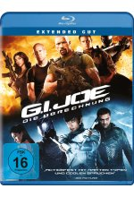 G.I. Joe - Die Abrechnung - Extended Cut Blu-ray-Cover