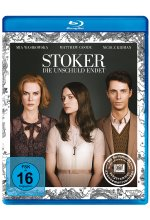 Stoker - Die Unschuld endet Blu-ray-Cover