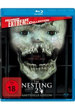 The Nesting 2 - Amityville Asylum - Horror Extreme Collection Blu-ray-Cover