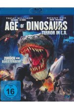 Age of Dinosaurs - Terror in L.A. Blu-ray-Cover