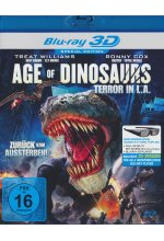 Age of Dinosaurs - Terror in L.A.  [SE] Blu-ray 3D-Cover