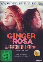 Ginger & Rosa DVD-Cover