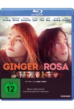 Ginger & Rosa Blu-ray-Cover