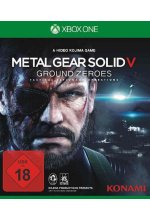 Metal Gear Solid 5 - Ground Zeroes Cover