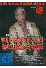 The Devil loves Rock'n'Roll DVD-Cover