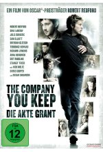 The Company You Keep - Die Akte Grant DVD-Cover