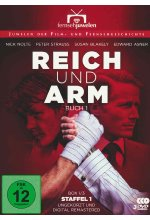 Reich & Arm - Staffel 1  [3 DVDs] DVD-Cover