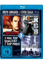 Dolph Lundgren/Steven Seagal - Total-Box Blu-ray-Cover