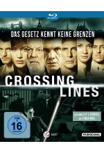 Crossing Lines - Staffel 1  [2 BRs] Blu-ray-Cover