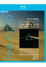 Pink Floyd - Dark Side of the Moon Blu-ray-Cover