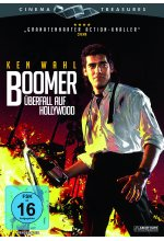 Boomer - Überfall auf Hollywood DVD-Cover