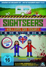 Sightseers - Killers on Tour! DVD-Cover