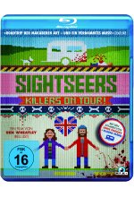 Sightseers - Killers on Tour! Blu-ray-Cover