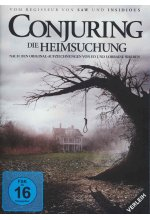 Conjuring - Die Heimsuchung DVD-Cover