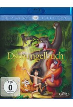 Das Dschungelbuch - Diamond Edition Blu-ray-Cover